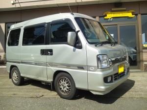 スバル サンバー ディアス ワゴン 4WD (型式TW2) 長野県 小諸市 K 様
