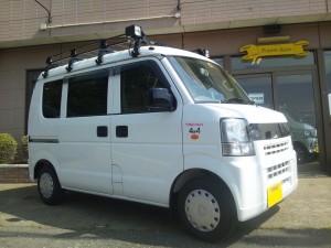 スズキ エブリィ バン ジョイン 4WD (型式DA64V) 神奈川県 藤沢市 Y 様