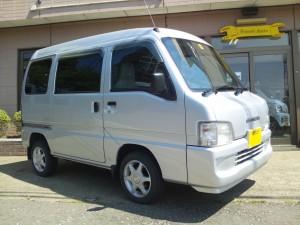 スバル サンバー ディアス 4WD (型式TV2) 長野県 長野市 K 様