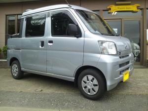 ダイハツ ハイゼット デッキバン 4WD (型式S331W) 秋田県 秋田市 W 様