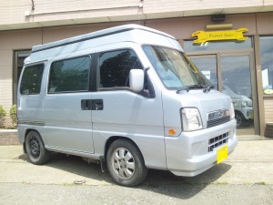 スバル サンバー ディアス キャンパー 4WD (型式TW2) 茨城県 神栖市 O 様