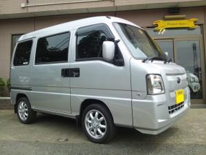 スバル サンバー ディアス 4WD SC (型式TV2) 大阪府 羽曳野市 T 様