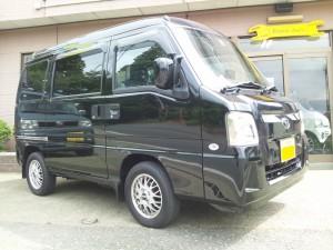 スバル サンバー ディアス 4WD SC (型式TV2) 埼玉県 川越市 M 様