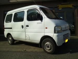 スズキ エブリィ バン LNG (型式DA62V改) 東京都江東区 H 様