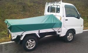 スバル サンバー トラック 4WD (型式TT2) 島根県 出雲市  F 様