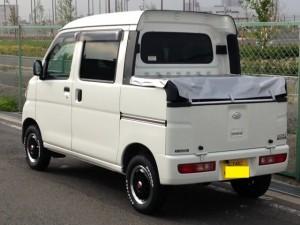ダイハツ ハイゼット デッキバン 4WD (型式S331W) 大阪市 西淀川区 T 様