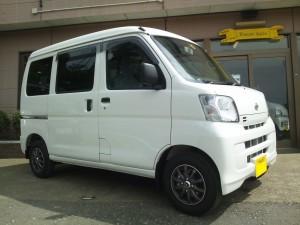 ダイハツ ハイゼット カーゴ 4WD (型式S331V) 神奈川県 川崎市  F 様