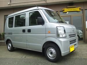スズキ エブリィ バン 4WD (型式DA64V) 神奈川県 横須賀市 N 様