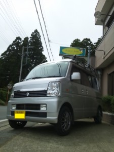 スズキ エブリィ ワゴン 4WD ターボ (型式DA64W) 長野県 松本市 U 様
