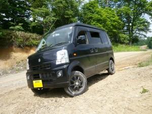 スズキ エブリィ ジョイン 4WD (型式DA64V) 北海道 沙流郡 日高町 K 様