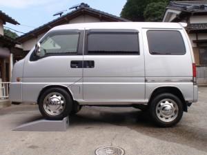 スバル サンバー ディアス クラシック 4WD SC (型式TW2) 福岡県 田川市 W 様