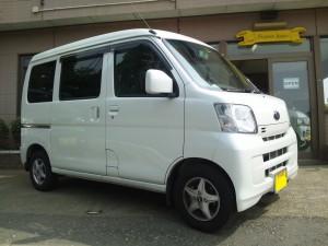 スバル サンバー バン 4WD (型式S331B) 静岡県 熱海市 E 様