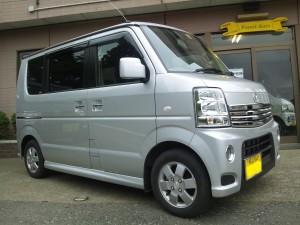 スズキ エブリィ ワゴン 4WD ターボ (型式DA64W)  埼玉県 深谷市 M 様