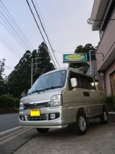 スバル サンバー ディアス 4WD SC (型式TW2) 埼玉県 深谷市 M 様