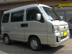 スバル サンバー ディアス 4WD SC (型式TV2) 埼玉県 行田市 S 様