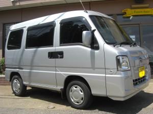 スバル サンバー ディアス 4WD SC (型式TV2) 東京都 足立区  H 様