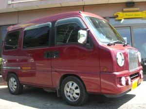 サンバー ディアス クラシック 2WD SC (型式TW1) 千葉県 旭市 石毛洋蘭 様
