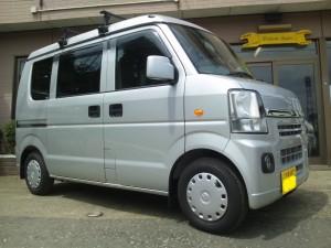 スズキ エブリィ ジョイン 4WD ターボ (型式DA64V) 東京都 小平市 H 様