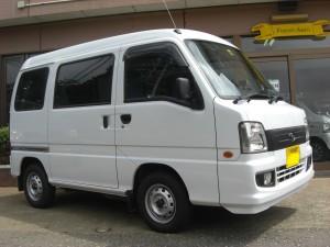 スバル サンバー トランスポーター 4WD (型式TV2) 東京都 国立市 O 様
