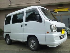 スバル サンバー トランスポーター 2WD (型式TV1) 千葉県 柏市  S 様