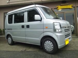 スズキ エブリィ ジョイン 4WD ターボ (型式DA64V) 東京都 西東京市 H 様