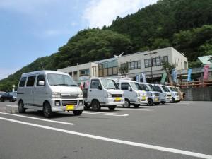 【第5回 FAF未舗装林道走り隊】    2013.07.28