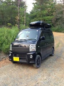 スズキ エブリィ ワゴン 4WD ターボ (型式DA64W) 愛知県 名古屋市 H 様