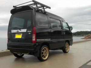 スバル サンバー ディアス 4WD (型式TV2) 山口県 下関市 K 様