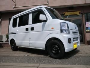 スズキ エブリィ ジョイン 4WD ターボ (型式DA64V) 東京都 港区 S 様