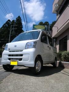 ダイハツ ハイゼット デッキバン 4WD (型式S331W) 千葉県 八千代市 N 様