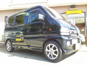 スズキ エブリィ ワゴン 4WD ターボ (型式DA62W) 埼玉県 久喜市 F 様