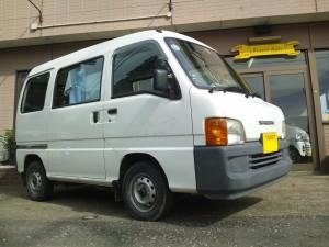 スバル サンバー バン 2シーター 2WD (型式TV1) 千葉県山武市 A 様