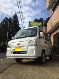スバル サンバー ディアス 4WD SC (型式TV) 岩手県 釜石市 K 様