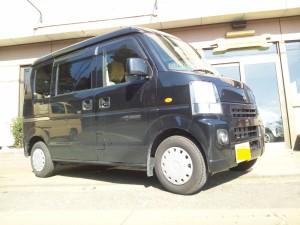 スズキ エブリィ ジョイン 4WD ターボ(型式DA64V) 長野県 安曇野市 M 様