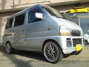 スズキ エブリィ ジョイン 4WD ターボ(型式DA62V) 静岡県 御殿場市 O 様