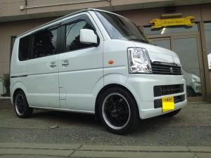 スズキ エブリィ ワゴン 2WD ターボ (型式DA64W) 千葉県 旭市 T 様