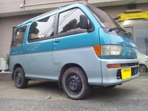 ダイハツ アトレー 4WD(型式S130V) 東京都 練馬区 K 様