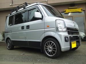 スズキ エブリィ ジョイン 4WD ターボ (型式DA64V) 千葉県 大網白里市 H 様