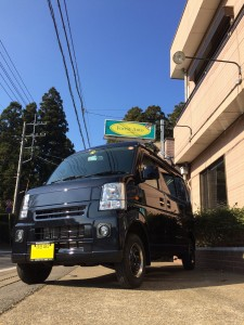 スズキ エブリィ ジョイン ターボ 2WD (型式DA64V) 千葉県 富里市 I 様