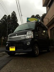 スズキ エブリィ ワゴン 4WD ターボ (型式DA64W) 神奈川県 藤沢市  M 様