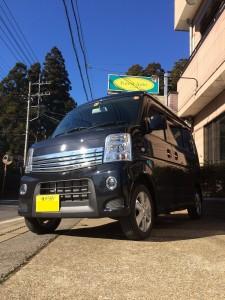 スズキ エブリィ ワゴン 4WD ターボ (型式DA64W) 神奈川県 横浜市 I 様