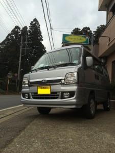 スバル サンバー ディアス 4WD SC (型式TW2) 神奈川県 大和市 K 様