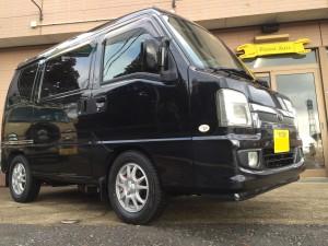 スバル サンバー ディアス 4WD SC (型式TW2) 静岡県 掛川市 T 様