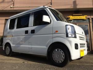 スズキ エブリィ ジョイン 4WD ターボ キャンパー仕様(型式DA64V) 千葉県 船橋市 S 様