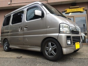 スズキ エブリィ ワゴン 2WD(型式DA62W) 千葉県 木更津市 M 様