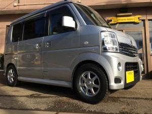 スズキ エブリィ ワゴン 4WD ターボ (型式DA64W) 東京都 多摩市 I 様