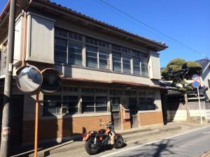旧多古郵便局1