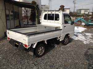 スバル サンバー トラック 4WD (型式TT2) 長野県 塩尻市 T 様
