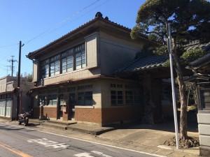 旧多古郵便局2