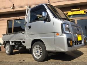 スバル サンバー トラック 4WD(型式TT2) 富山県 下新川郡 入善町 H 様